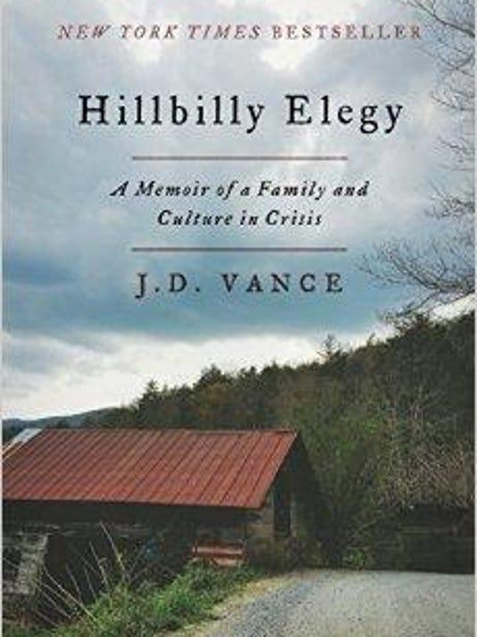 'Hillbilly Elegy' cover