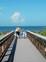 Lovers Key State Park is great for families and those seeking to get out on the water.