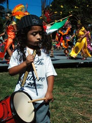 The Celebrate Nashville Cultural Festival brings together music, dance and food from the more than 40 cultures that are part of Middle Tennessee. It's Oct. 4 at Centennial Park.
