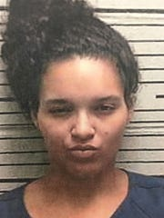 Jeweline Monique Cozzadd, 22, of Wetumpka, charged with murder and robbery