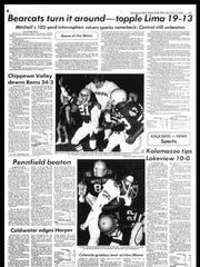 BC Sports History - Week of Oct. 8, 1975