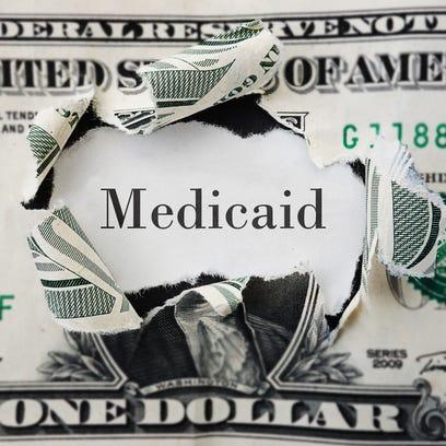 Medicaid had a 10.5 percent payment error rate last