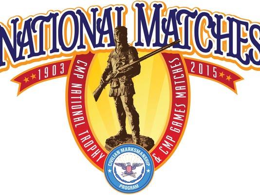 2015 National Matches Logo
