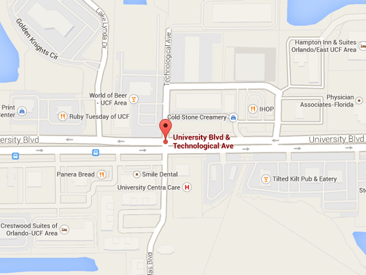 Ucf Cocoa Campus Map.Ucf Exchange Student Struck Killed By Car