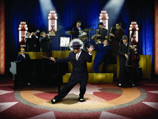 Big Bad Voodoo Daddy plays at OC Sunfest on Thursday,