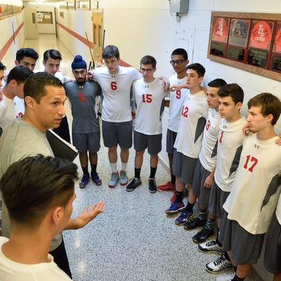 Four-time reigning Bergen County boys volleyball champ