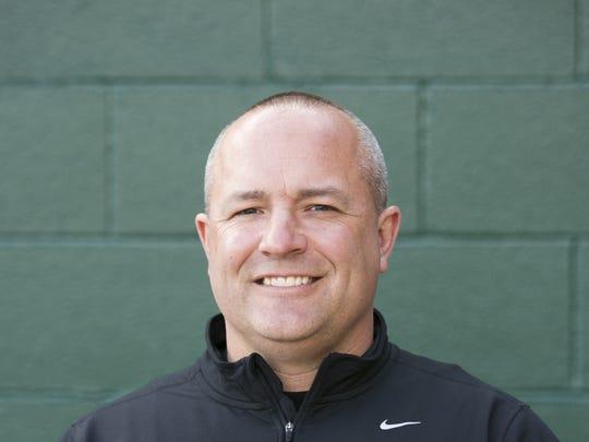 West Salem High School track and field coach Erich