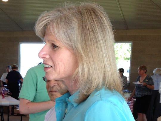 Mary Burke