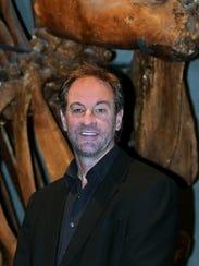 Gregory Erickson, a professor of biological sciences