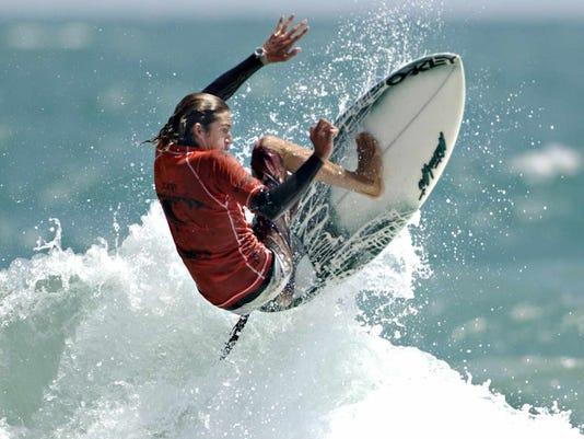 Titel: NATIONAL SCHOLASTIC SURFING ASSOCIATION