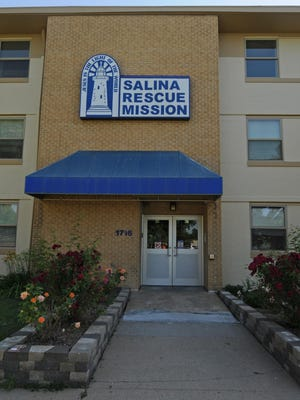 The Salina Rescue Mission reported Monday that staff and close to 50 residents have been quarantined after a shelter guest tested positive for the coronavirus last week.