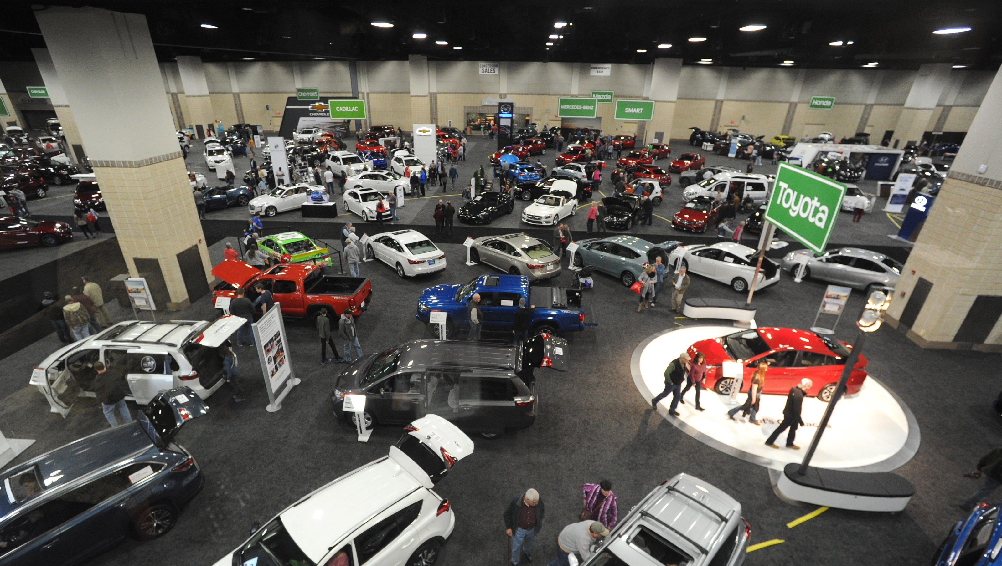 news sentinel auto show runs through sunday news sentinel auto show runs through sunday