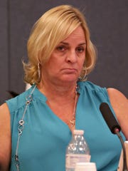 Glendale Councilwoman Lauren Tolmachoff in Glendale