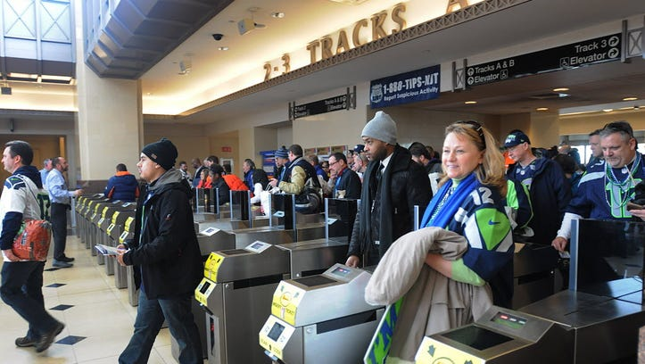 Secaucus Junction may double its parking to 2,200 spaces