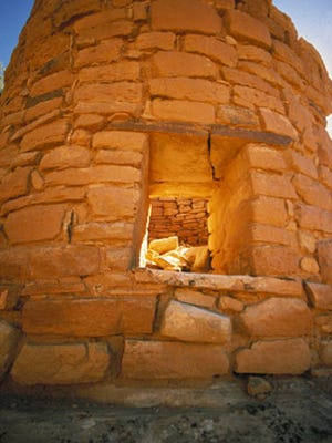 Tower at Canyons of the Ancients National Monument