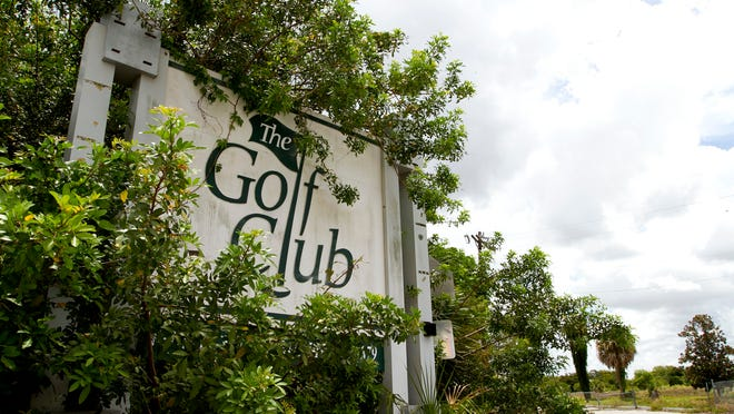 The Golf Club golf course in Cape Coral remains a vacant project that never recovered from the recession.