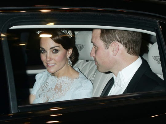 Princess Diana S Cambridge Tiara Looks Perfect On Duchess Of Cambridge