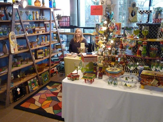 The Rochester Museum & Science Center?s annual Holiday Bazaar Arts and Crafts Sale is from 5 to 9 p.m. Friday, 9:30 a.m. to 5 p.m. next Saturday and 11 a.m. to 4 p.m. next Sunday. Besides 175 vendors of ceramics, jewelry, sculptures and more, there is a used book sale, food and beverages. Admission is $5 (free for ages 12 and younger). Call CQ(585) 271-1880 or go to CQwww.rmsc.org. Provided by RMSC.