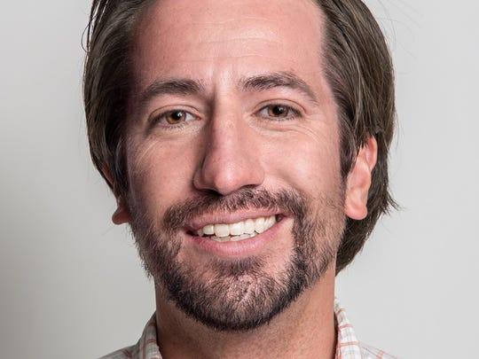 Jonathan Matthews is a registered landscape architect at Sites Southwest's El Paso office.
