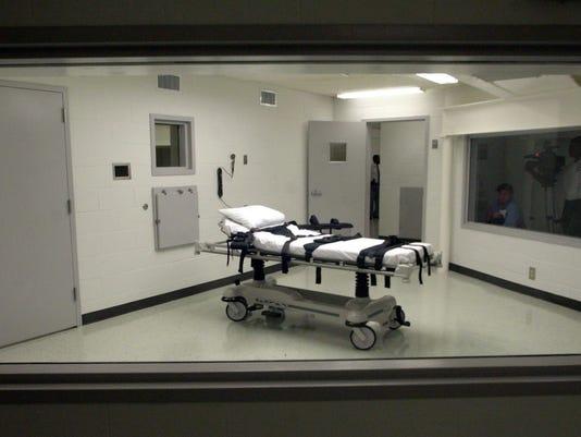 Alabama Death Row Deaths