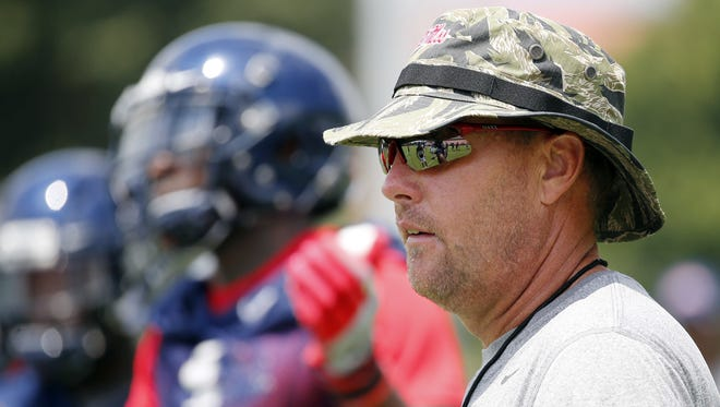 Ole Miss coach Hugh Freeze watched his team snap its three-game losing streak but lose its starting quarterback this weekend.
