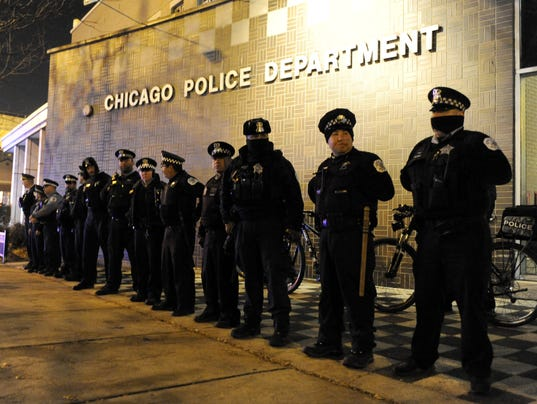 AP KILLINGS BY POLICE CHICAGO A USA IL