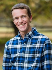 Grant Winternheimer, the son of Paula Macer and Scott Winternheimer of Evansville, plans to study education at Indiana University.