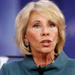 Column: Incoherent ignorance from Education Secretary Betsy DeVos on '60 Minutes'