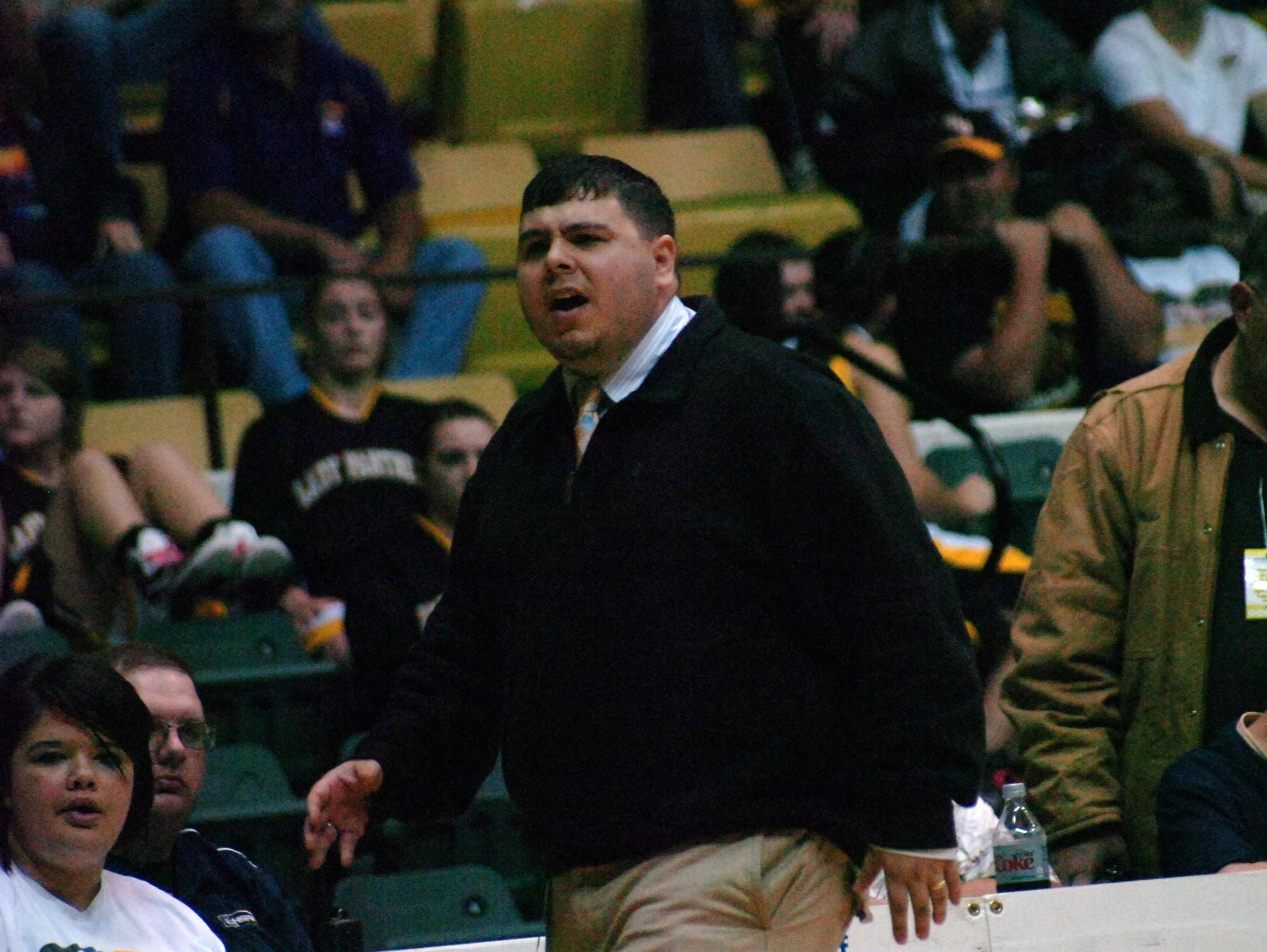 After stints at Plainview and East Texas Baptist, Dustin Howard will be Grant's new girls basketball coach.