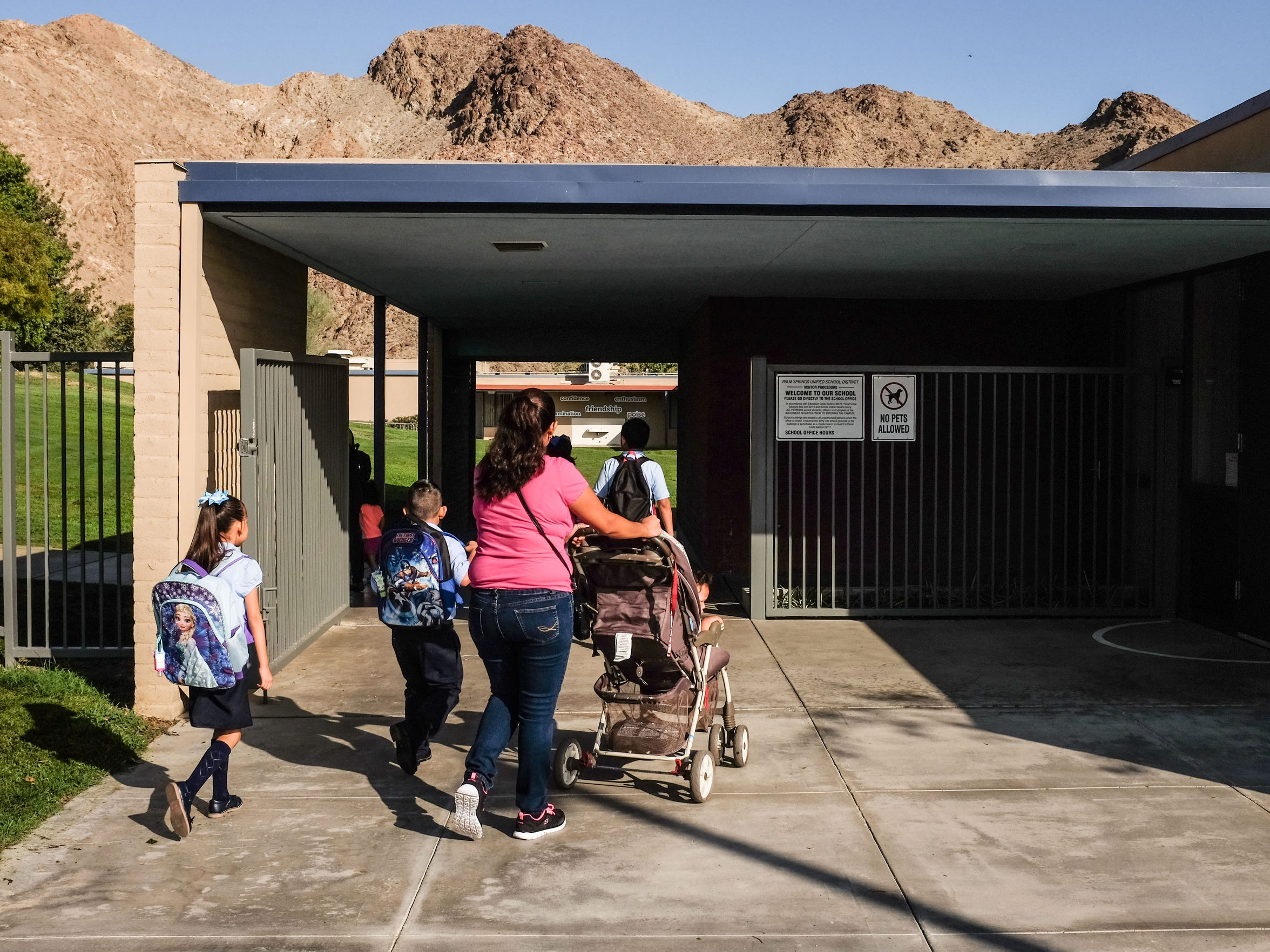 Why some Coachella Valley students are at a disadvantage