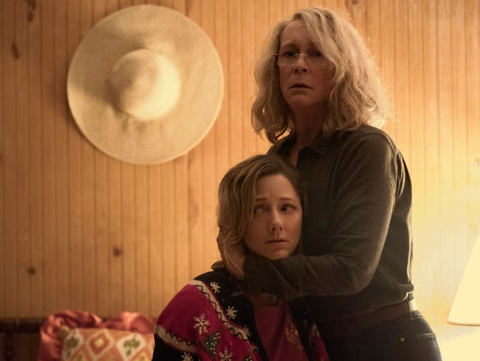 Halloween Review Jamie Lee Curtis Rage Fuels A Worthy Sequel