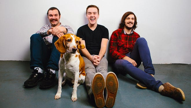 Tiny Moving Parts perform at Bled Fest in Howell this weekend. Rock on.