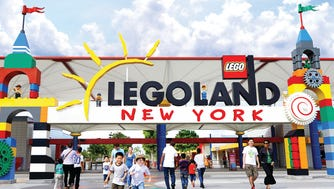 LEGOLAND is coming to New York in 2020.