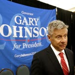 Gary Johnson to hold rally in Des Moines