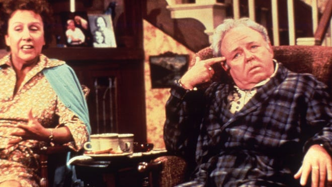 "Jean Stapleton and Carroll O'Connor starred in ""All in the Family,"" one of the staple shows on Get TV."