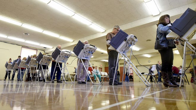A number of local races will feature prominently in March's primary.