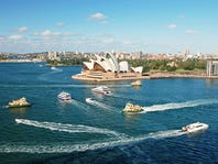 How to save 72% on business class to Australia