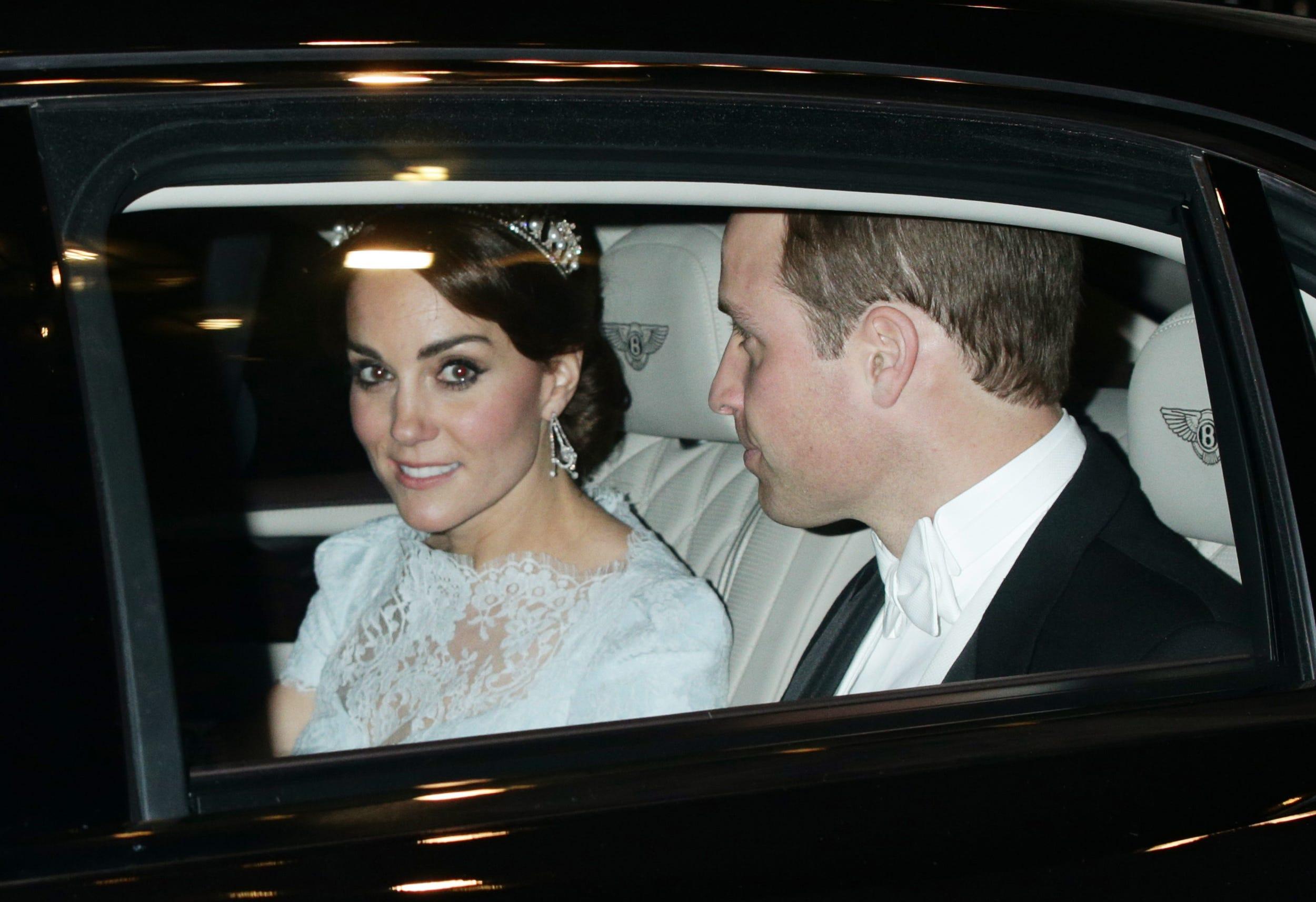 Princess Dianas Cambridge tiara looks perfect on Duchess of Cambridge