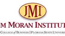 Jim Moran Institute logo.