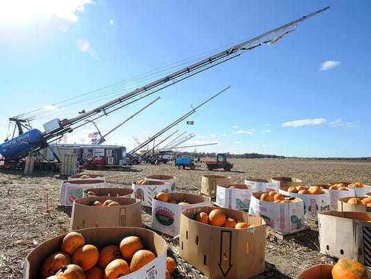 Punkin Chunkin canceled for second straight year