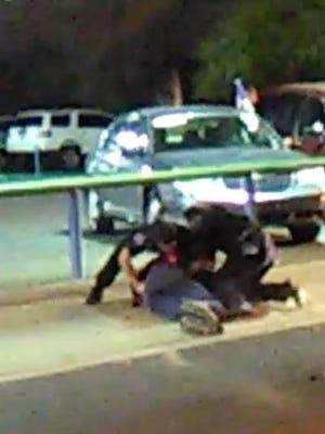 From a video taken by bystander Jonathan Jimenez.