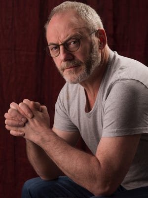 Liam Cunningham plays Davos Seaworth in the hit HBO series 'Game of Thrones.'