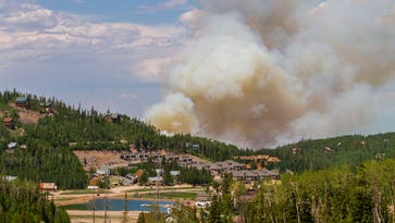 Brian Head fire unexpectedly grows to 1,800 acres