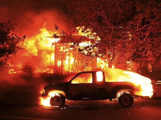 California Wildfires (2)