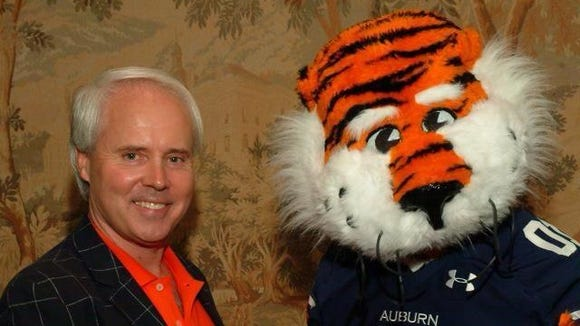 Avid Auburn fan Perry Hooper Jr. said he had a blast at Auburn Football Fantasy Camp last weekend.