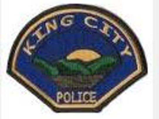 King City police badge.JPG