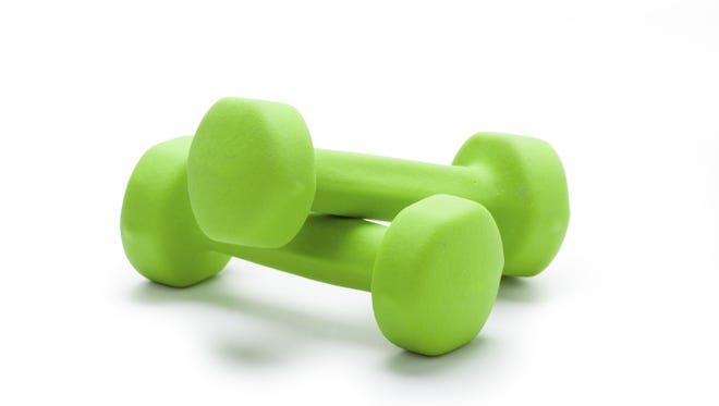 The Get Fit class will combine the use of light weights and pilates.