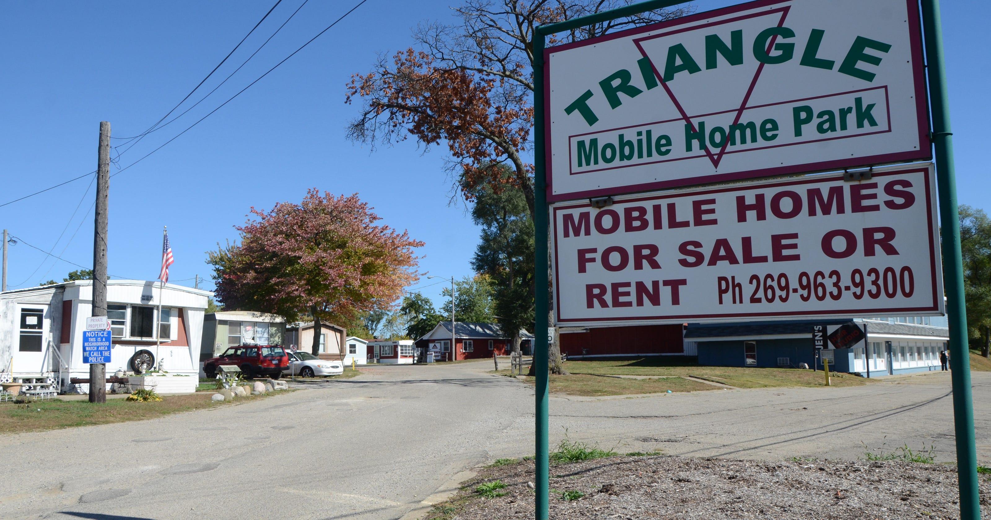 Four Emmett mobile home parks in danger of foreclosure