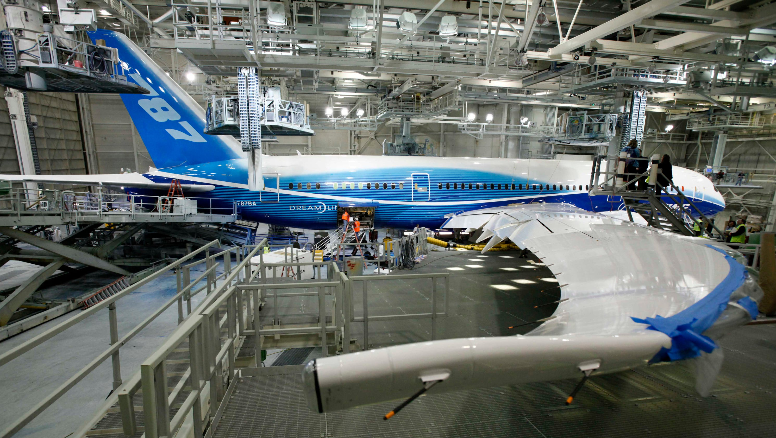 boing selling a dream Because more than half of boeing's overall company revenue comes from selling commercial airplanes and the bigger the aircraft boeing's big dreams puget sound business journal oct 6, 2017, 2:00am pdt related content related content.