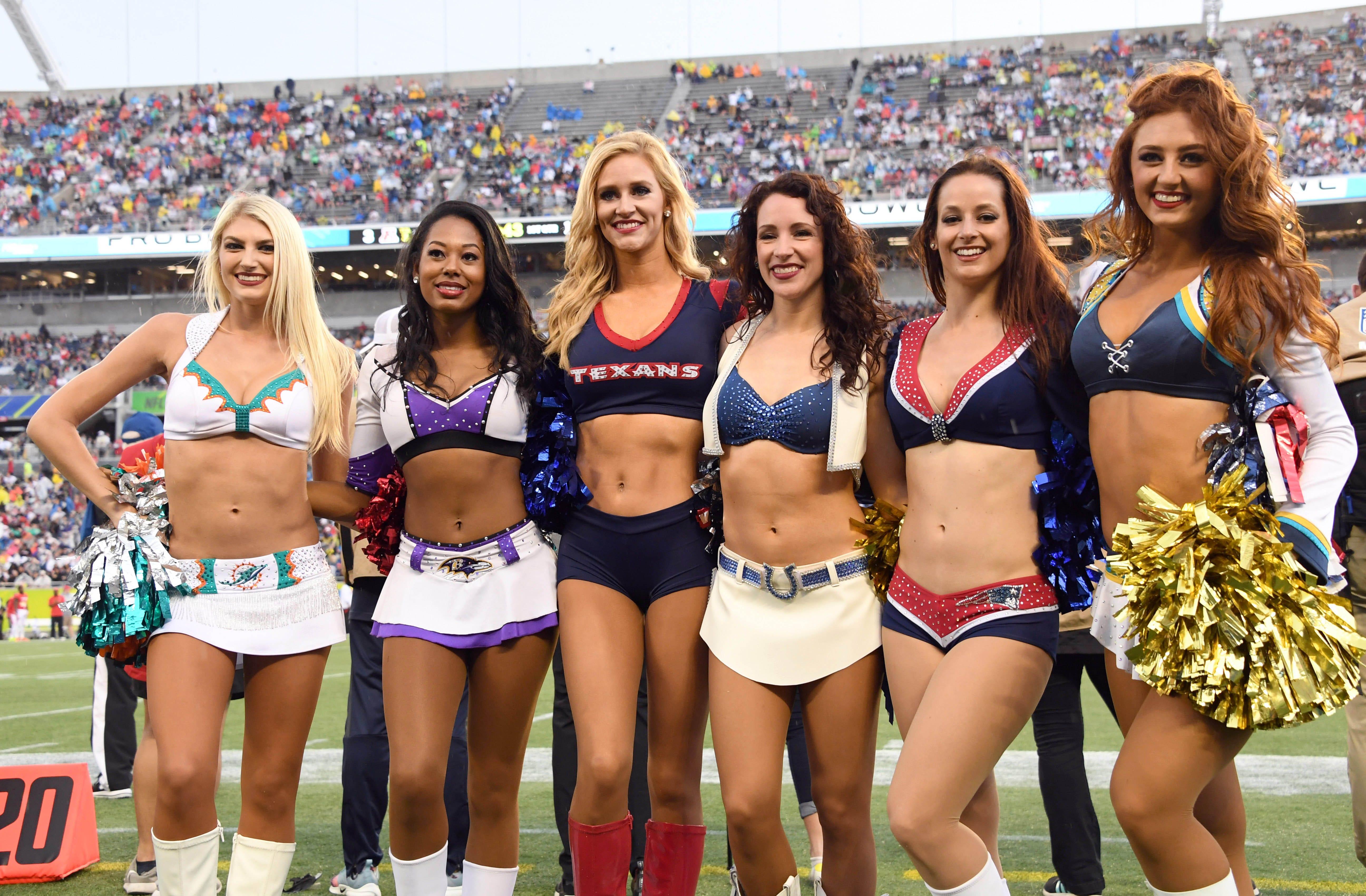 Do nba players hook up with cheerleaders